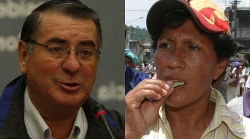Óscar Valdés debe retirar a Elsa Malpartida del Gobierno, pide la oposición