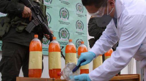 La nueva modalidad del narcotráfico: las 'narcogaseosas'