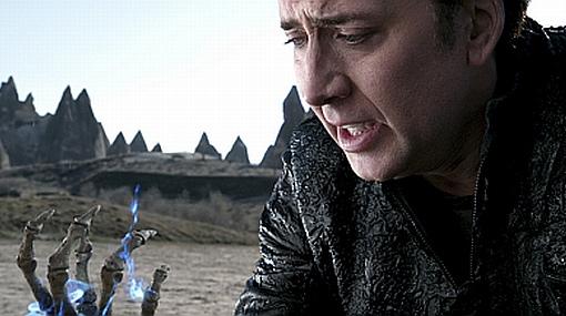 """Nicolás Cage vuelve al cine con """"Ghost rider, el vengador fantasma"""""""