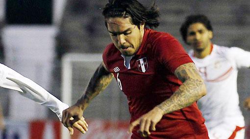 """Juan Vargas: """"Vamos a ganar a Colombia para volver a meter miedo"""""""