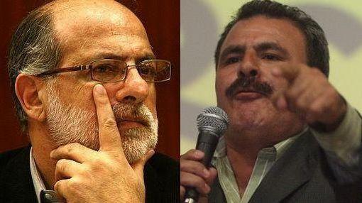 Abugattás, a favor de separar al legislador Rimarachín por cuestionar captura de 'Artemio'