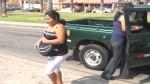 Bebe abandonada en calle de La Molina aún no es reclamada - Noticias de felicia orraca