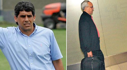 """Barco explica retiro de la San Martín: """"Propuesta de Burga no fue coherente"""""""
