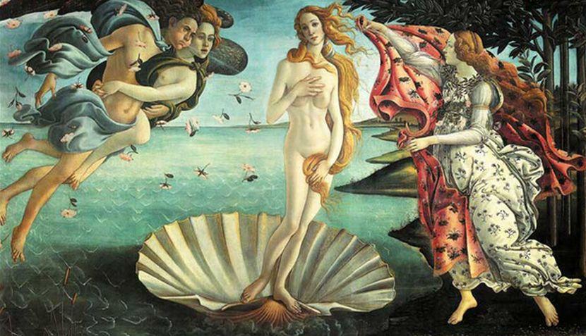 Las 'Venus' más imponentes del arte, a la medida de la moda actual