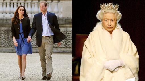 La Reina Isabel le pidió a la princesa Catalina no llevar faldas tan cortas