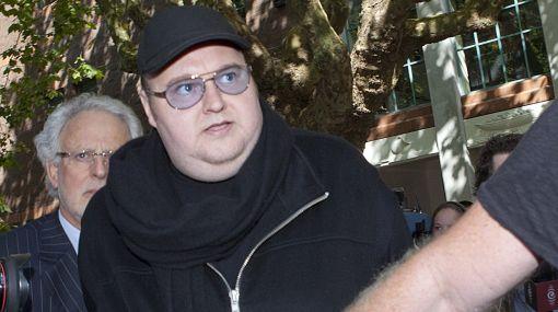EE.UU. pidió la extradición de Kim Dotcom, el creador de Megaupload