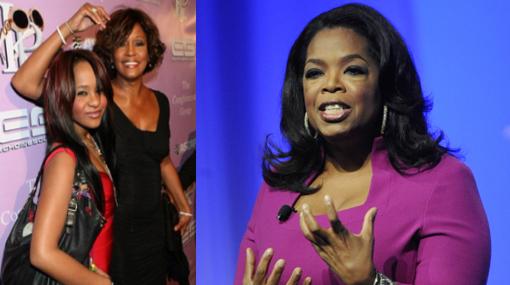 Oprah Winfrey entrevista a hija de Whitney Houston