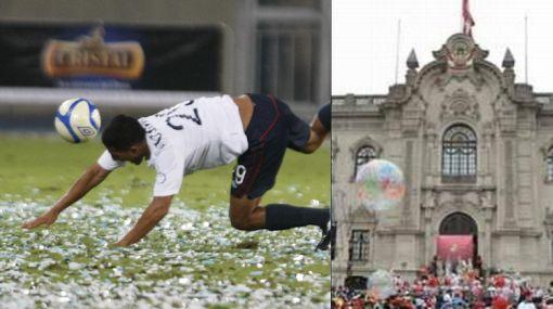 Poder Ejecutivo publicó decreto de urgencia para salvar a clubes de fútbol