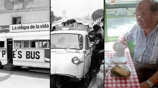 A propósito de combis salchipaperas: vehículos usados en Lima como restaurantes