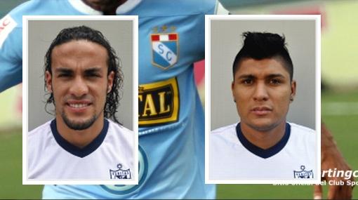 Sporting Cristal le abre las puertas a dos ex San Martín