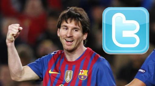 Lionel Messi suma elogios de sus colegas a través del Twitter