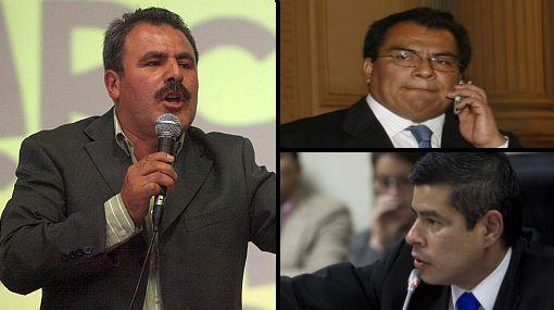 Congresistas de acuerdo con expulsión de Rimarachín por cuestionar captura de 'Artemio'