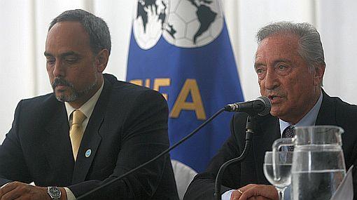 Manuel Burga aseguró que Perú no perderá cuarto cupo a la Sudamericana