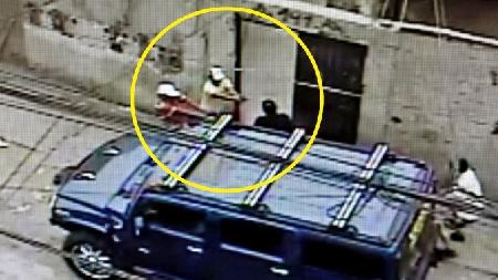 Mecánico de Pueblo Libre fue asesinado por contestar celular de su sobrino