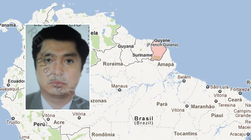 Geólogo peruano murió sepultado en mina de Guyana francesa