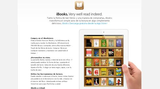 ¿Apple y cinco editoriales concertaron precios de los libros digitales?