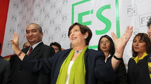 Partido de Villarán exigirá que JNE investigue financiamiento de revocación