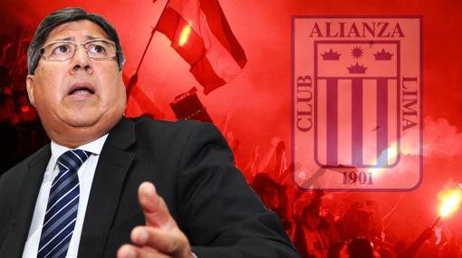 Socios de Alianza tomaron Matute y Alarcón declaró club en emergencia
