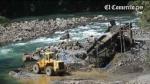 Autoridades locales promueven la minería ilegal en la selva puneña - Noticias de victor pachas aguilar