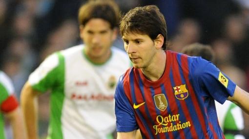 Messi sumó 50 goles en la temporada y batió récord histórico en la Liga