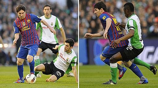 Tantas veces 'Pulga': Messi marcó doblete en nuevo triunfo del Barza
