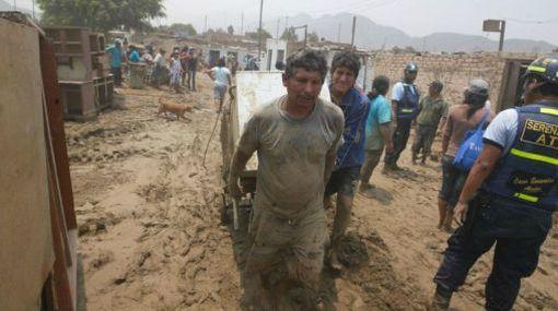 Lima no recibió presupuesto ni personal adecuado para prevenir emergencias