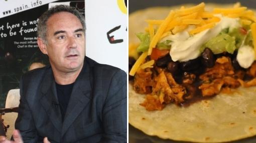 La cocina mexicana puede ser una de las grandes del mundo, según Ferrán Adrià