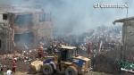 Remoción de escombros de almacén del Minedu siniestrado concluirá en 48 horas - Noticias de anselmo talledo