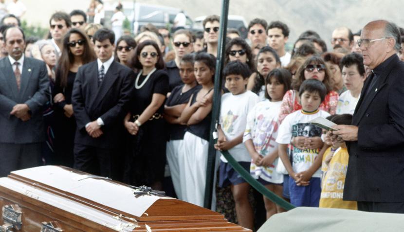 FOTOS: Mónica Santa María a 18 años de su trágica muerte