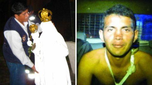 Nuevo ataque contra estatua de la Virgen de Fátima se produjo en Surco
