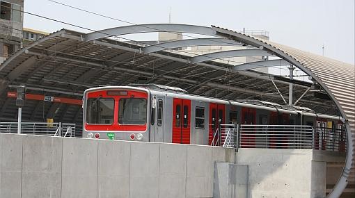 Primer tramo de Línea 2 del Metro de Lima operará en el 2016