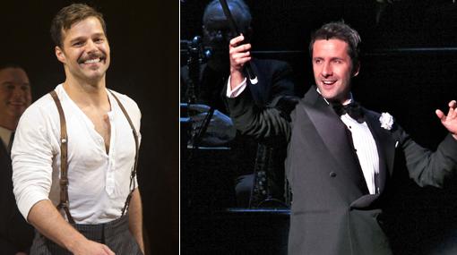 Marco Zunino es destacado junto a Ricky Martin en Broadway