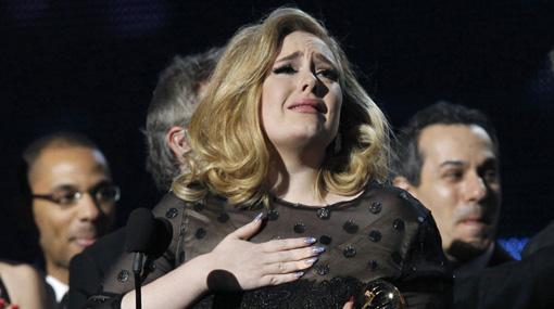 Adele ganó 12 premios Billboard, pero no fue a recibirlos