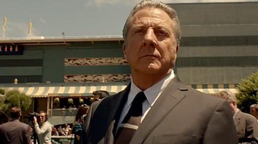 Cancelaron serie con Dustin Hoffman por la muerte de tres caballos