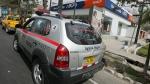 Cayó banda que intentó asaltar agencia bancaria en Los Olivos - Noticias de cesar cortijo arrieta