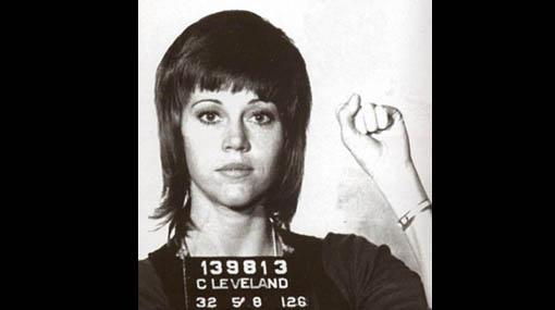 Hollywood rebelde: los famosos detenidos por una buena causa