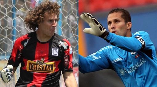 Libman o Butrón: ¿Quién debe atajar en amistoso ante Chile en Arica?