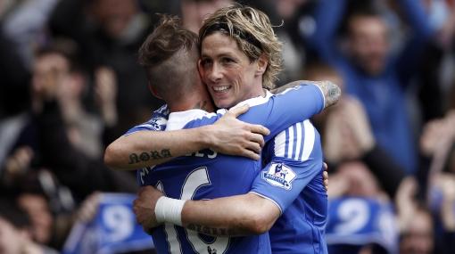 'Niño' Torres marcó luego de cinco meses en triunfo 5-2 de Chelsea sobre Leicester