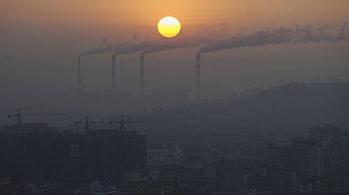 La contaminación se convierte en el principal problema en China