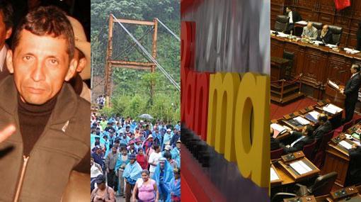 La semana en la política: aprobación presidencial golpeada por gollerías de Antauro