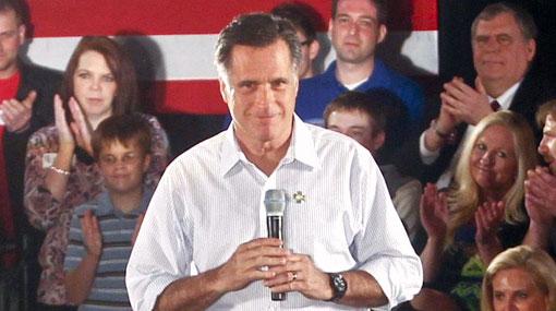 Mitt Romney puede reforzar su nominación en primarias de hoy