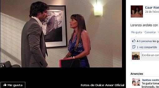 Segundo Cernadas estaría en amores con la actriz Sol Estevanez