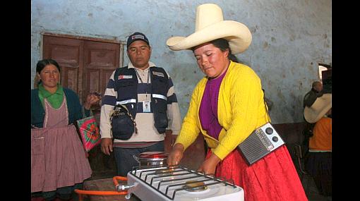 Ejecutivo negó que entrega de cocinas en Cajamarca busque favorecer a proyecto Conga