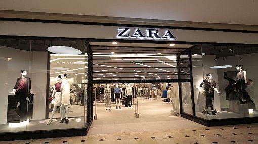 local comercial zara: