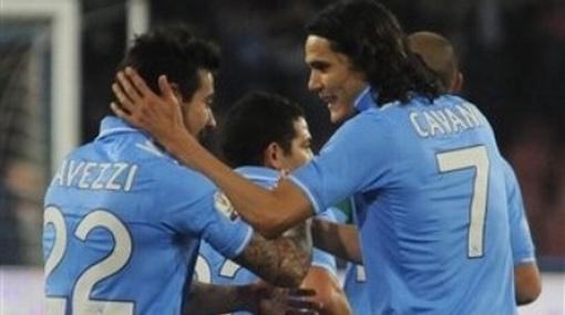 Napoli ganó 2-0 al Siena y jugará la final de la Copa Italia ante Juventus