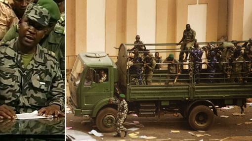 Mali: militares lideran golpe de Estado y derrocan a presidente