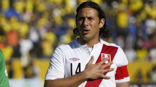 Claudio Pizarro jugará el amistoso ante Nigeria el 23 de mayo en Lima
