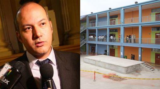 Informe de megacomisión sobre colegios emblemáticos no incluirá peritaje