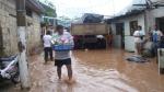 Alcalde de Olmos reportó cinco desaparecidos por desborde de ríos - Noticias de willy serrato