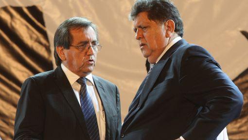Caso BTR: jueces piden a fiscalía que investigue a Alan García, Del Castillo y Garrido Lecca